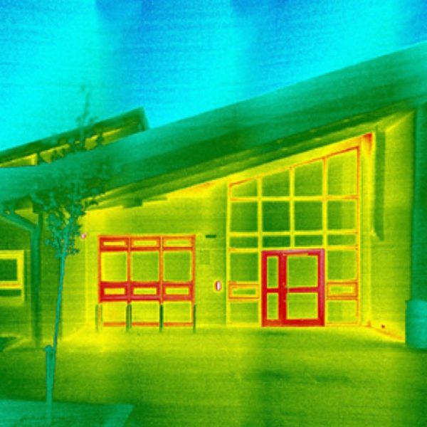 BREEAM MAN 04 - Commissioning and Handover: Thermal Imaging