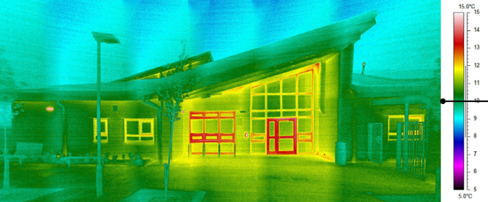 Thermographic Survey